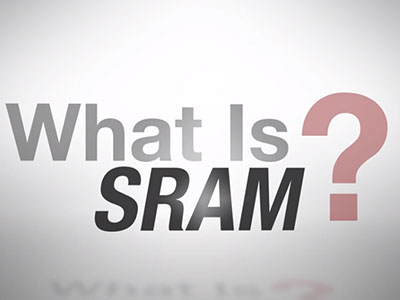 What is SRAM?
